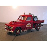 Volvo PV445 Duett pickup 1957 Tulpen Rally Rob Eddie RE23