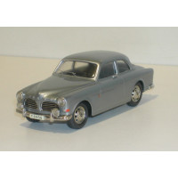 Volvo Amazon 1967 123GT blauw metallic Somerville #136 1:43