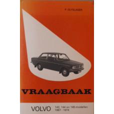 Boek: Volvo 140 Olyslagers Vraagbaak Nederlands softback