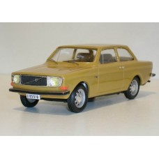 Volvo 142 1969-1972 mosterdgeel André 1:43 Andre