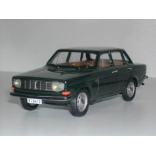 Volvo 142 1967-1972 donkergroen André 1:43 Andre