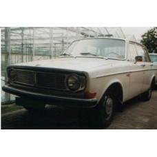 1967 Volvo 144S Automatic wit DE