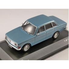 Volvo 144 1970 lichtblauw met. Whitebox 1:43