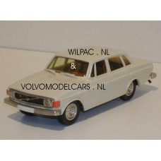 Volvo 144 1973 wit Rob Eddie RE02a 1:43