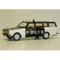 Volvo 145 1969 Polis Zweedse Politie André 1:43