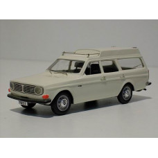Volvo 145 Express 1970-1972 wit André 1:43 Andre