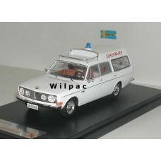 Volvo 145 Express 1971 ziekenwagen ambulance Premium X 1:43