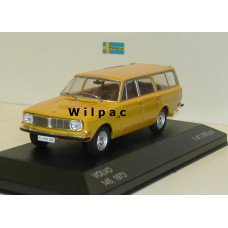 Volvo 145 1970 geel WhiteBox 1:43