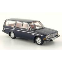 Volvo 145 1969 donkerblauw NEO 1:43