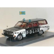 Volvo 145 1970 Polis Zweedse politie NEO 1:43