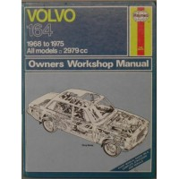 Boek Volvo 164 Haynes #244 Workshop Manual 2eHANDS