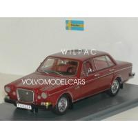 Volvo 164 1969 wijnrood NEO 1:43