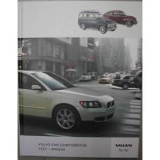 Boek: Volvo 1927-2003/04 Engelstalig