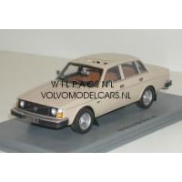 Volvo 244 GL 240 1975 beige NEO 1:43