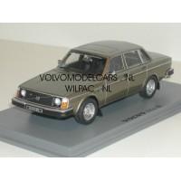 Volvo 244 GL 240 1975 brons met. NEO 1:43