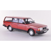 Volvo 240 1:18 240GL 245 GL Estate 1985 245 rood BoS Best of Show