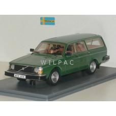 Volvo 245 240 Estate 1976 donker groen NEO 1:43