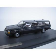 Volvo 245 Transfer 1978 donkerblauw MATRIX 1:43