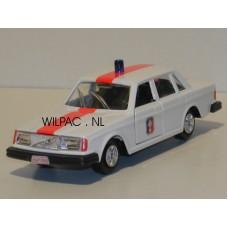 Volvo 264 Belgische Politie obv Norev 1:43