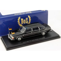 Volvo 264TE zwart DDR Staats Limousine BoS 264 1:43