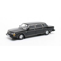 Volvo 264 TE Limousine 1978 zwart MATRIX 1:43