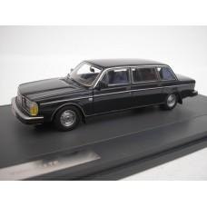 Volvo 264 TE Limousine 1978 d.blauw MATRIX 1:43
