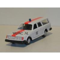 Volvo 265 Estate Belgische Politie obv Norev Volvo 1:43