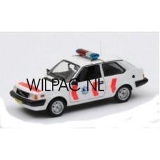 Volvo 340 DL Politie 1985 NEO 1:43
