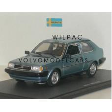 Volvo 360 GLS blauw met. 1985 NEO 1:43