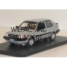 Volvo 360 GLT zilvergrijs met. 1985 NEO 1:43