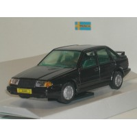 Volvo 440 Turbo Type 1 antraciet met. AHC Doorkey 1:43