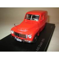 Volvo PV445 Duett 1956 rood Troféu NC007 1:43