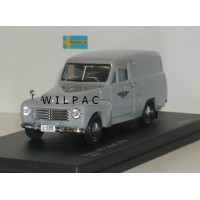 Volvo PV445 Duett 1956 NSB Noorse Spoorwegen Troféu NC016 1:43