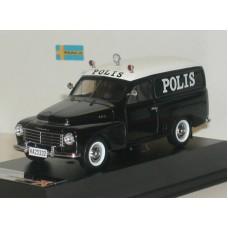 Volvo PV445 Duett POLIS Zweedse politie Premium X 1:43