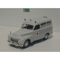 Volvo PV445 Duett 1958 Ambulance - André 1:43