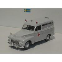 Volvo PV445 Duett 1958 Ambulance - André 1:43