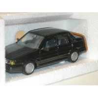 Volvo 460 GL Type 1 zwart AHC Doorkey 1:43