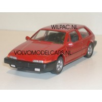 Volvo 480 ES rood Century 1:43