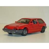 Volvo 480 ES rood AHC Doorkey 1:43