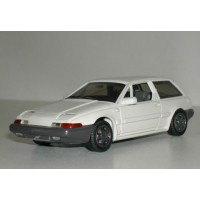 Volvo 480 ES wit AHC Doorkey 1:43