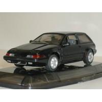 Volvo 480 ES zwart AHC Doorkey 1:43