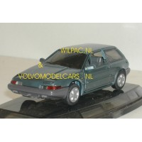 Volvo 480 ES blauw met. AHC Doorkey 1:43