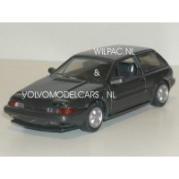 Volvo 480 Turbo antraciet met. AHC Doorkey 1:43