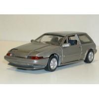 Volvo 480 Turbo grijs met. AHC Doorkey 1:43
