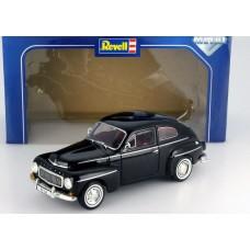 Volvo PV544 1:18 zwart Revell Katterug