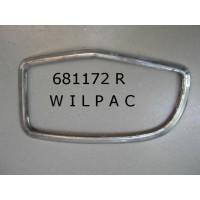 681172 R lijst achterlicht remake L. Volvo  142 144 164 -72