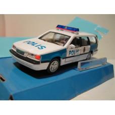 Volvo 850 Estate Polis/ Zweedse Politie Junior 1:43