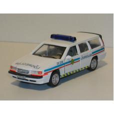 Volvo 850 Estate IJslandse Politie Junior 1:43