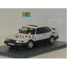 SAAB 900 Turbo 16S Aero wit NEO 1:43