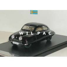 SAAB 92 001 Ursaab 1947 zwart Premium X 1:43